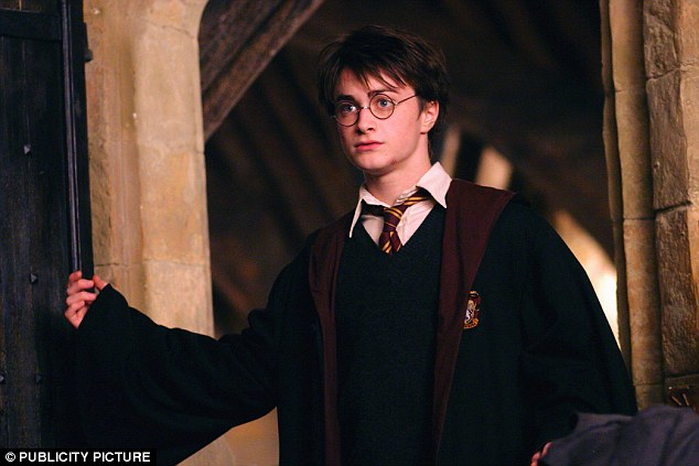 No return right now: When Radcliffe (as Harry Potter, above) was asked about a future HP film, the star nervously responded, 'My inclination is to say no'