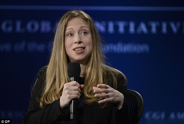 Chelsea Clinton does not get paid for her work as vice chair of the Clinton Foundation, a spokesman said, nor does she keep the money she receives for speaking on the foundation's behalf