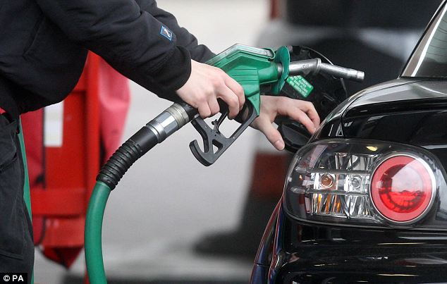 Burning money: Reseach conducted by the Government-backed body showed that 56 per cent of people who have bought a second-hand car in the last two years underestimated the cost of  maintenance, repairs, insurance and fuel