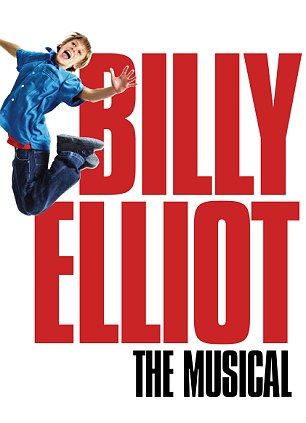 Poster for the musical Billy Elliot