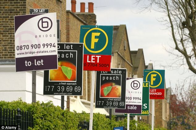For sale: Estate agents came off really badly - in fact when it comes to selling their home to potential buyers four in ten thought they could do a better job than an estate agent
