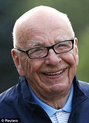 Rupert Murdoch says investment in renewable energy, such a windfarms, cost Australia too much