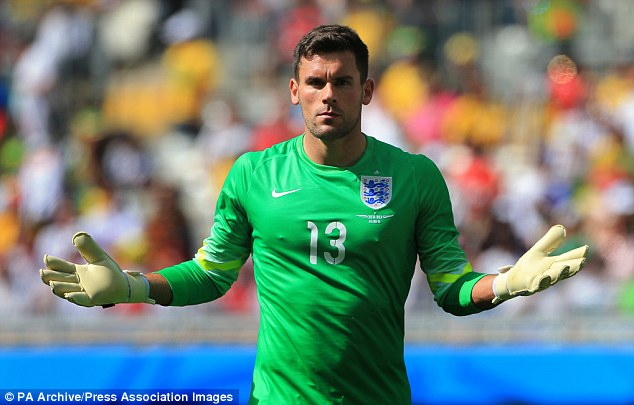 Really? England goalkeeper Ben Foster says critics should look at the positives from England's World Cup campaign