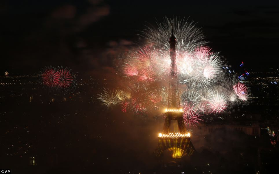 Bastille Day commemorates the storming by Parisians of the Bastille prison on July 14, 1789, setting off the French Revolution that toppled King Louis XVI and put an end to monarchy
