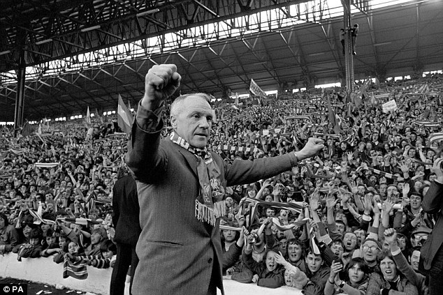 Fitting the Bill: Shankly's way of developing talent is still practised at Liverpool