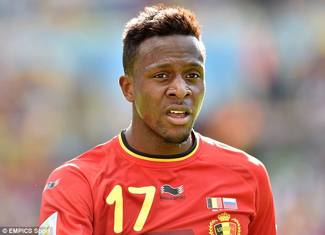 On the radar: Lille's young Belgium striker Divock Origi is on Rodgers' shortlist