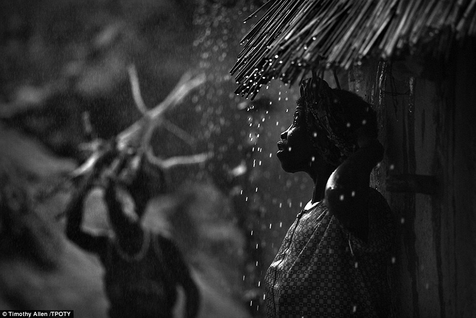 'The Dogon people of the Sahel' by British photographer Timothy Allen, was the winner of the Cutty Sark Award for the Travel Photographer of the Year 2013