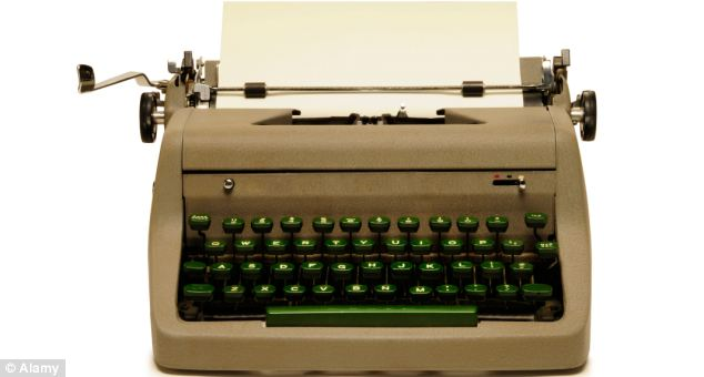 Sales of typewriters have jumped in Germany following allegations about American agents spying on MPs