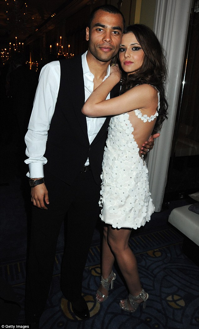 Not a fan: Cheryl didn't sign a pre-nup when she married Ashley Cole in 2006