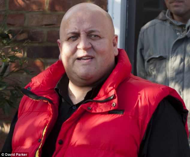 Lottery winner Adrian Bayford, 43, has reportedly moved in to the £6million Suffolk mansion he bought with his ex-wife Gillian with his new financée Samantha Burbidge, 27