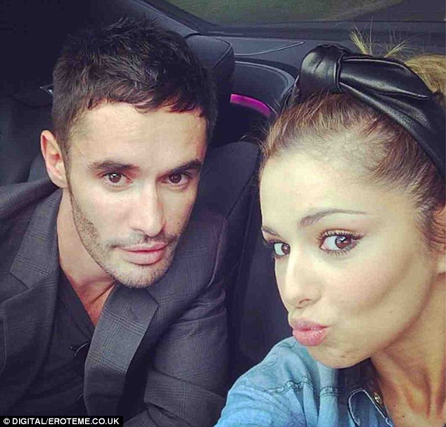 No need: Cheryl Fernandez-Versini has refused to sign a pre-nuptial agreement according to reports