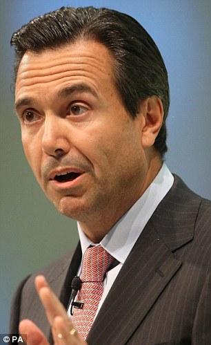 Explanation: Lloyds chief executive Antonio Horta-Osorio gave a sample letter to the committee