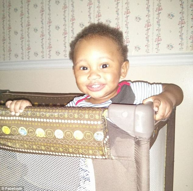Tragic: Family created a GiveForward.com donation page for Jaylen, which drew thousands of dollars for his funeral, but it was halted prematurely four days before the services