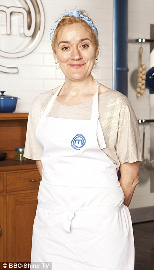 Fighting chance: Sophie Thompson, sister of actress Emma, is also in with a shout tonight