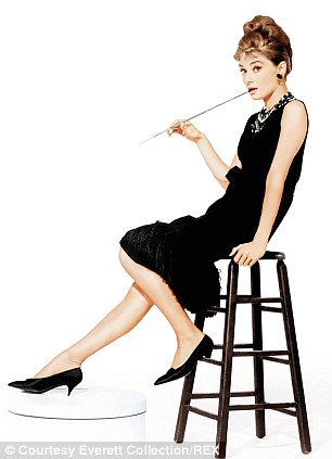 'Audrey Hepburn is fabulous. I've seen Breakfast at Tiffany's 12 times, but it still makes me weepy'