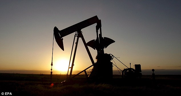 Oil venture: Alba Resources and Regency Mines are the two latest additions to the syndicate
