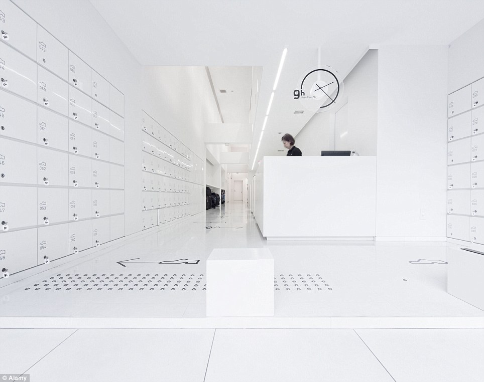 Franchise: 9H, or Nine Hours, already has a capsule hotel in Kyoto. The style of accommodation is hardly new, with Osaka boasting the first capsule hotel since 1979