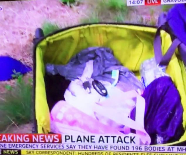 Sky News received complaints from viewers as Twitter users urging people to complain to Ofcom