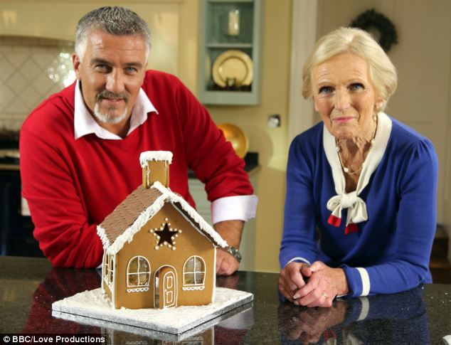 Success: The Great British Bake-Off has proved a hit for the BBC