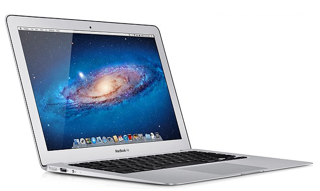 An Apple MacBook Pro 13-inch laptop was £355 more expensive here while the Xbox One and PlayStation 4 games consoles were £95 more