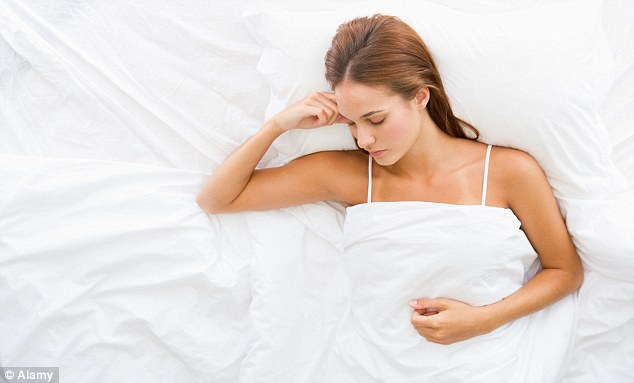 'It's wise to practise sleeping on your back for a month before surgery'
