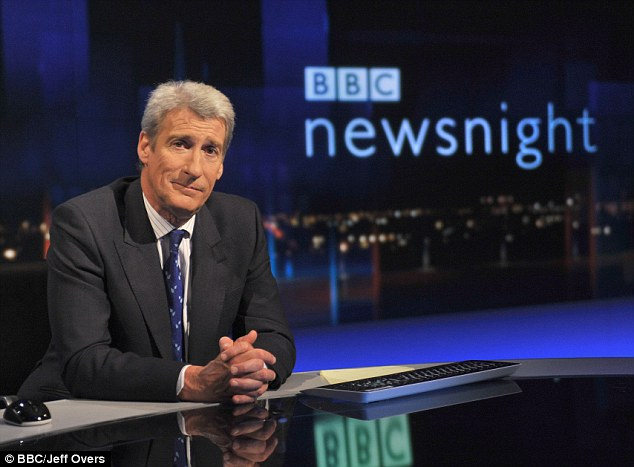 Paxman himself once nicknamed Davis 'Tigger' because of his bounciness and enthusiastic mannerisms