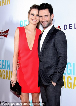 South African honeymoon: The couple will fly to Behati's homeland to continue their celebrations
