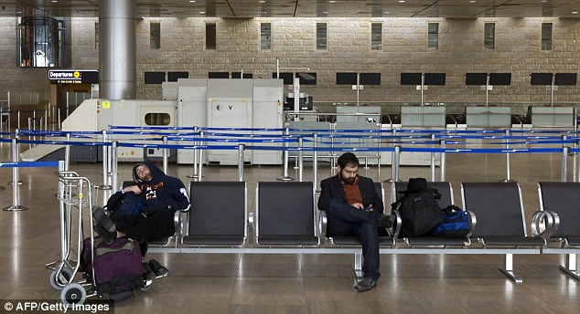 Israel's Transport Ministry issued a statement insisting that Ben Gurion Airport was safe and well guarded