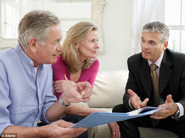 Free advice: From the age of 55 (or 57 when the age at which you can draw your pension rises), you'll be entitled to a free guidance session