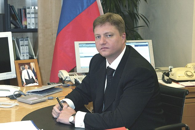 Vladimir Chernukhin, who is a former director of Russia¿s national airline Aeroflot and a former chairman of the country¿s state development bank, was deputy finance minister during Putin's first term as President