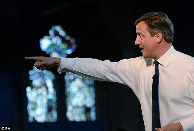Prime Minister David Cameron, on a visit to Glasgow University, insisted returning the money would not be the 'right approach'