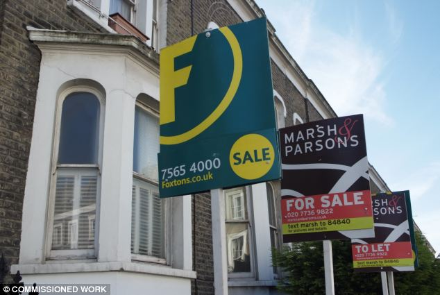 Sale: Homebuyers are still keen to get a mortgage despite the new rules which are more rigourous than before