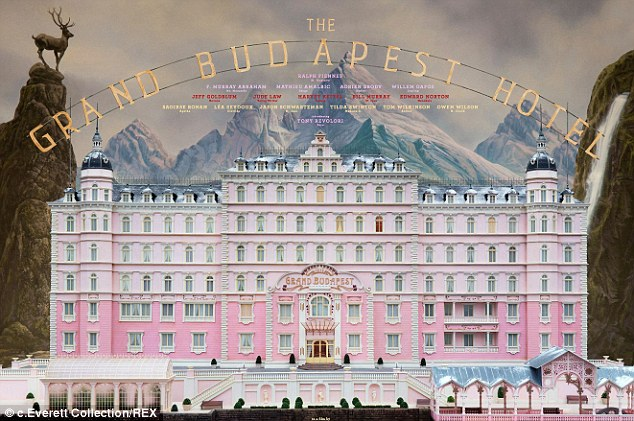 Fact or fiction? Wes Anderson's creation the Grand Budapest Hotel has been receiving rave reviews