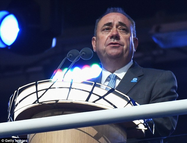 First Minister Alex Salmond has already broken his promise not to use the Commonwealth Games to make political points about independence