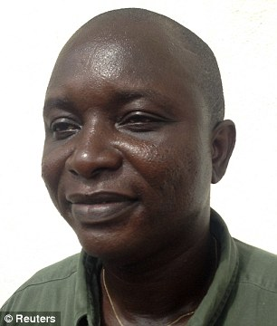 Sheik Umar Khan was leading the fight against Ebola in Sierra Leone - but has now contracted the disease