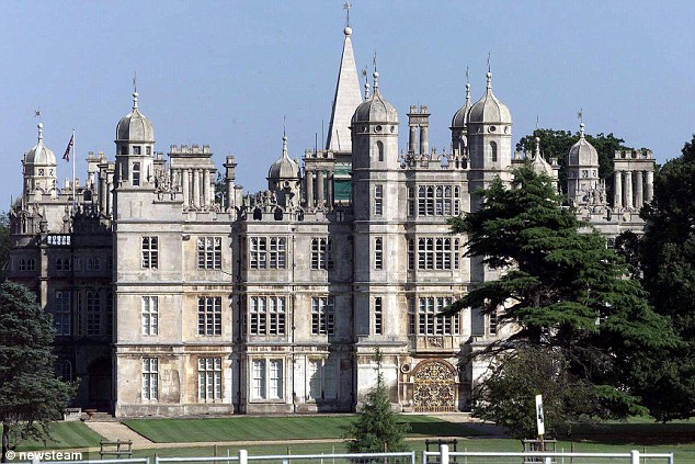 Mr Mellar died following the accident at the Grade I listed stately home, pictured, on July 12