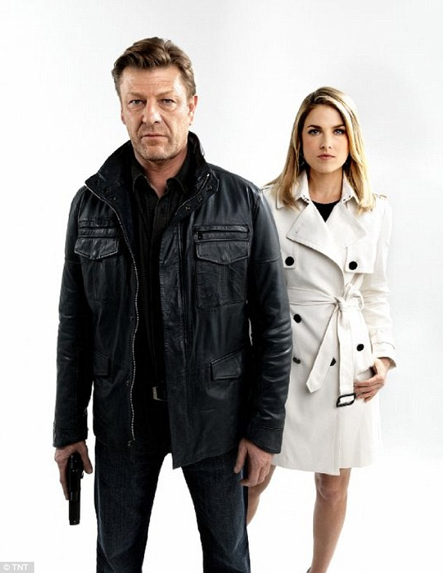 What makes a legend: Sean Bean plays an undercover FBI agent with an ability to transform into a different 'legend' to solve each crime while Ali plays his down-to-earth sidekick; Legends premieres on TNT August 13