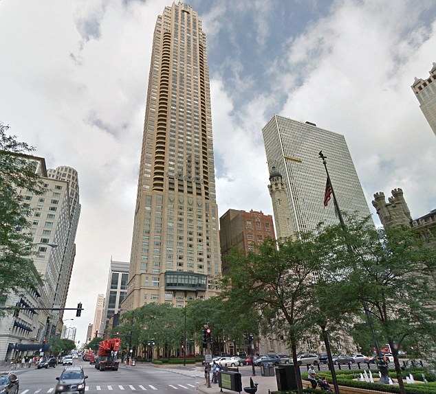 In 2012, Ken Griffin bought the penthouse at the Park Tower in Chicago for $15million, believed to be the most ever spent on a condo in the city