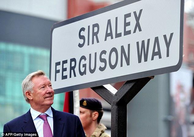 Emulate: Can Van Gaal go on and become a club legend like former boss Sir Alex Ferguson?