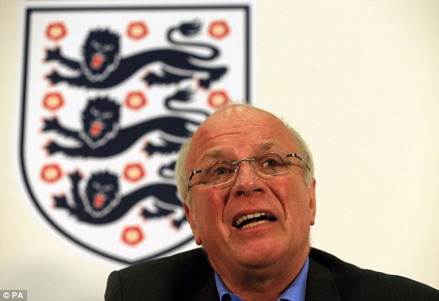 'Irrelevant': FA chairman says the FA Council is 'too white and too old' to represent football