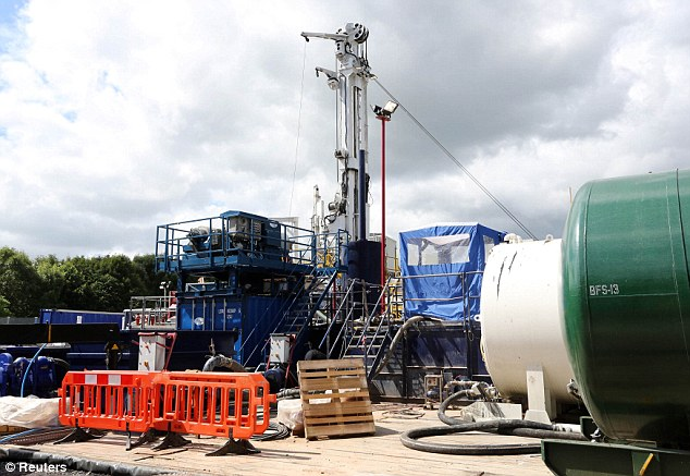Drilling: Proponents of fracking claim is will slash bills, create jobs and deliver energy security