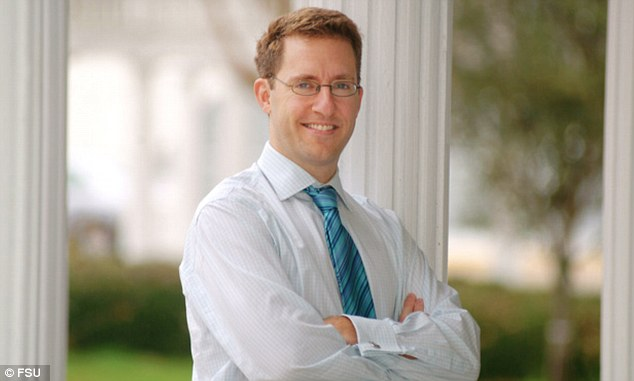 Out of the blue: It has been revealed that law professor Dan Markel was talking on his phone when he was shot in the head earlier this month
