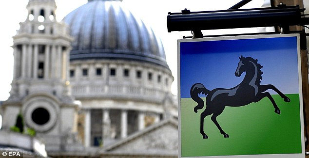 Under fire: The Bank of England has criticised Lloyds for 'highly reprehensible and clearly unlawful' conduct