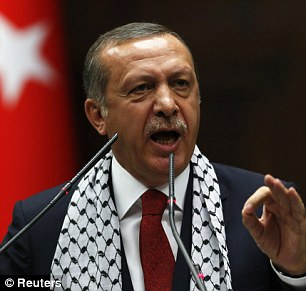 Tayyip Erdogan said he is 'glad' to give money back