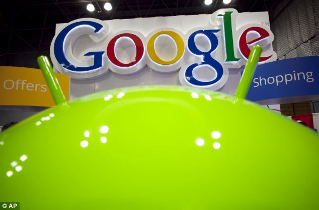 The flaw affects millions of handsets running Google's Android software