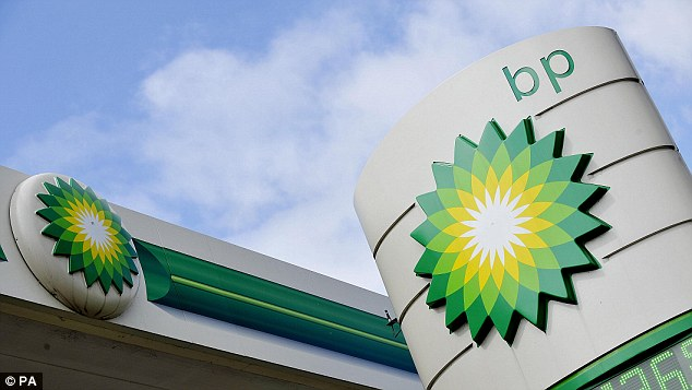 Profits at risk: BP said sanctions on Rosneft, in which BP has a 20% stake, had not affected business so far