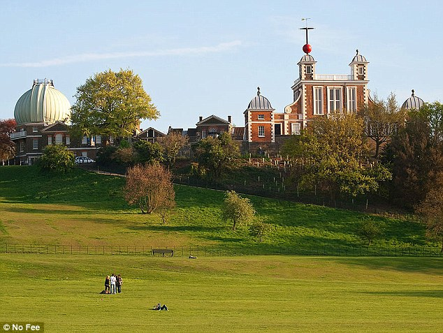 Greenwich Royal Observatory is name-checked as an urban gem to savour