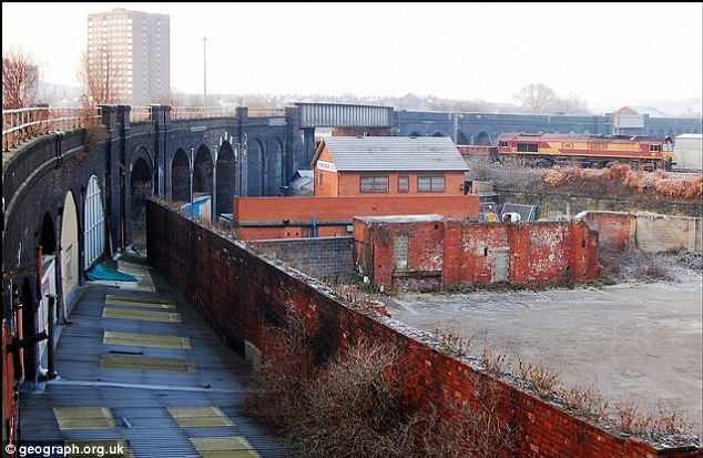 Temple Works in Leeds - the only Glade I listed building in Holbeck, the former flax mill is now an arts centre