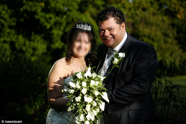 Serial groom: Lack, from Northampton, admitted one count of bigamy and will be sentenced next month