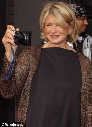 Lifestyle guru Martha Stewart has revealed that her latest must-have accessory is a drone and now she simply can't stop extolling the virtues of flying robots
